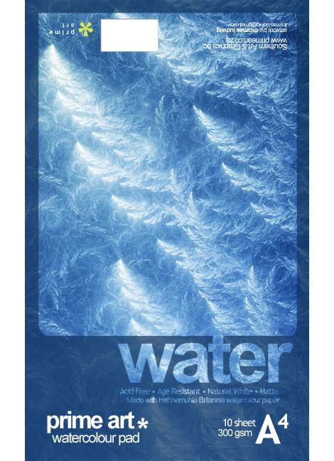 Art Pads & Paper - Water Pad 300g
