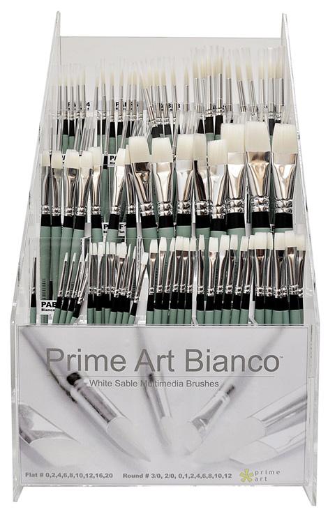 Brushes - Prime Art Bianco Brushes