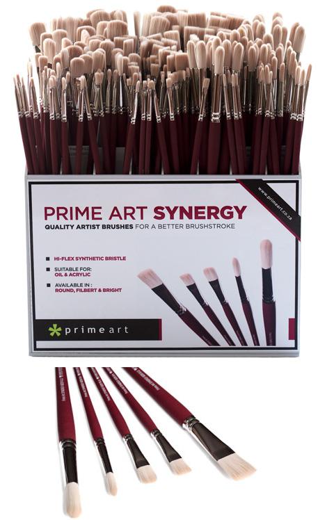 Brushes - Synergy brushes