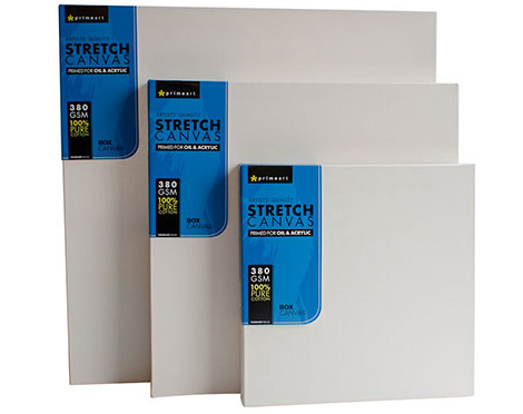 Canvases - Prime Art Box Profile Frame